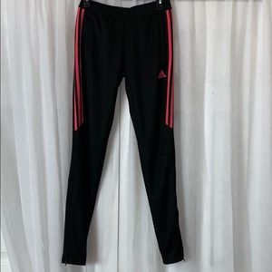 NWT Adidas Women's Pink Training Tiro 17 Pants XS